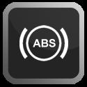 Hệ thống chống bó cứng phanh ABS.