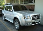 Ford Everest 2008