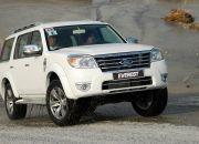 Ford Everest 2009-2012
