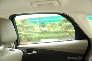 Túi khí rèm chạy dọc theo thân xe, giúp bảo vệ hành khách một cách tối đa.