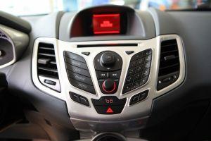 Hệ thống nghe nhìn Ford Focus Trend 2012