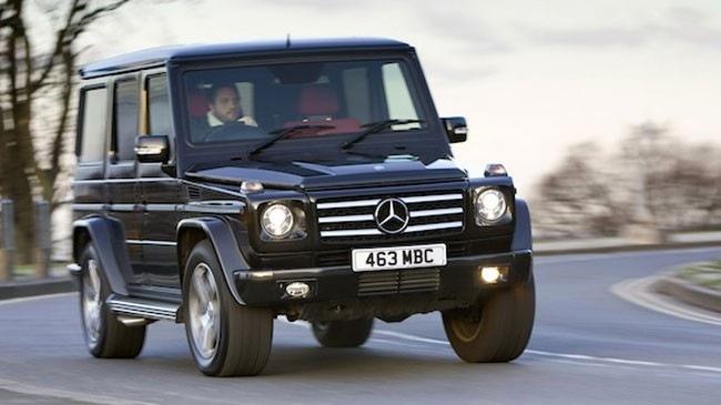 """Hàng khủng Mercedes-Benz G-Class chuẩn bị """"biến hình"""""""