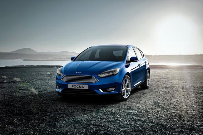 Ford Focus 2015 chính thức trình làng 1