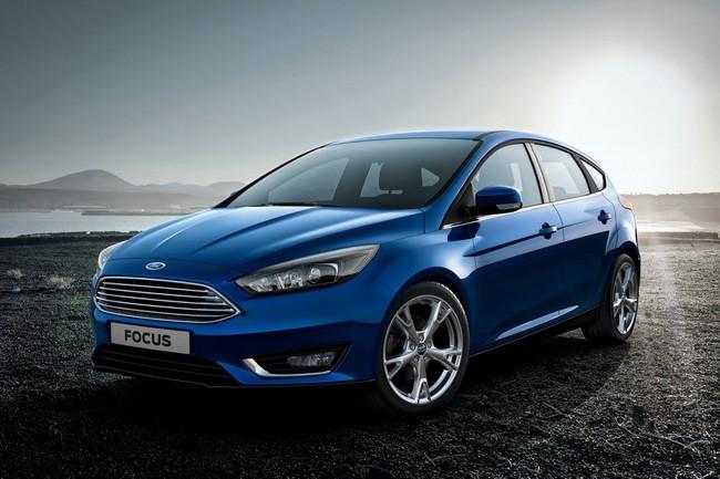 Ford Focus 2015 chính thức trình làng 2