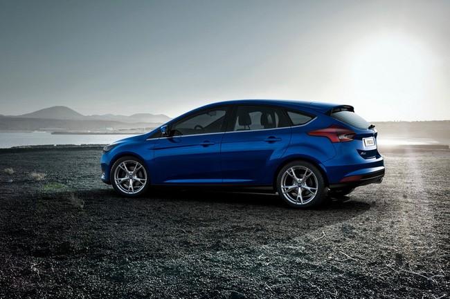 Ford Focus 2015 chính thức trình làng 3
