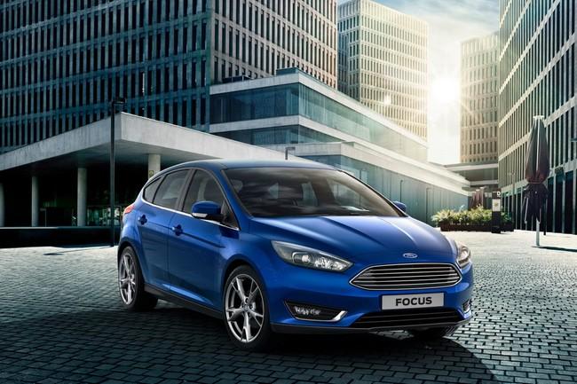 Ford Focus 2015 chính thức trình làng 4