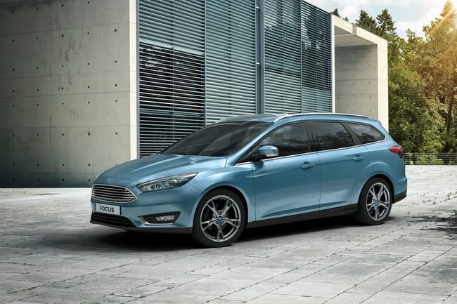 Ford Focus 2015 chính thức trình làng 6