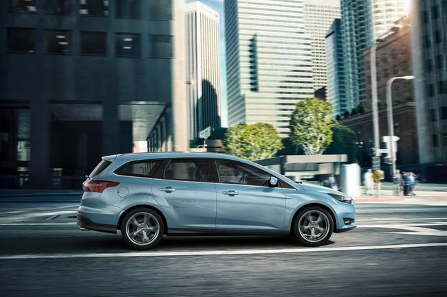 Ford Focus 2015 chính thức trình làng 9