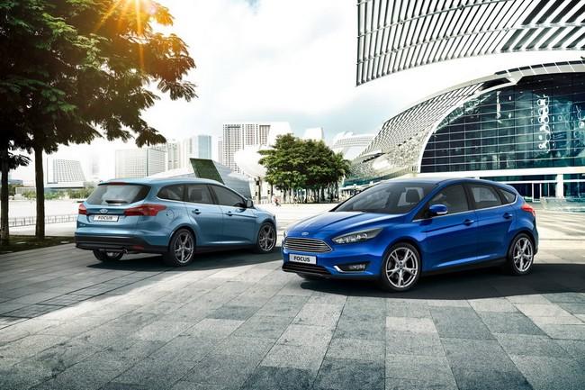 Ford Focus 2015 chính thức trình làng 10