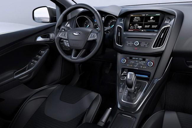 Ford Focus 2015 chính thức trình làng 12
