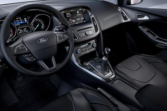 Ford Focus 2015 chính thức trình làng 13