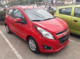 Xe taxi gia re nhat thi truong chevrolet spark 2017 gia canh tranh nhat